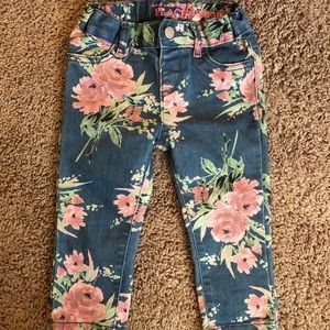 The Children's Place Bottoms - Cute Floral Toddler Pants!